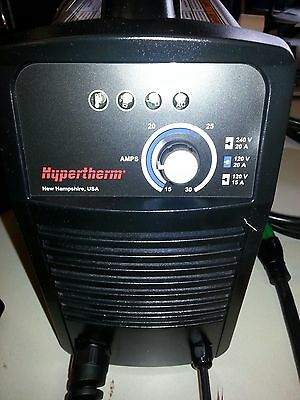 HYPERTHERM 088081 POWERMAX 30XP PLASMA CUTTER  with Cart - NEW Free Shipping
