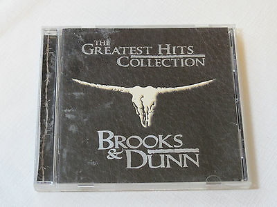 The Greatest Hits Collection by Brooks & Dunn CD 1997 Arista Honky Tonk Truth