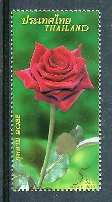 Thailand 2008 Rose Scented  MNH