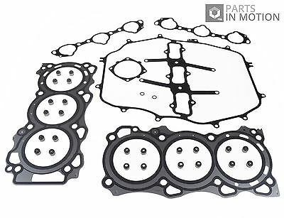 Head Gasket Set fits NISSAN 350Z Z33 3.5 2002 on VQ35DE ADL 11042CD325 Quality