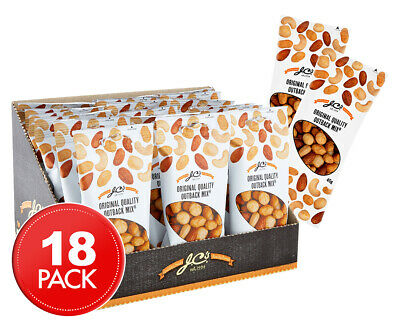 18 x J.C.'s Quality Foods Original Quality Outback Mix 45g