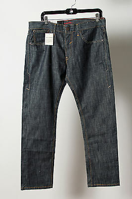 NWT Levi's Blue Gray Cotton Blend Skinny Straight Jeans Size 30