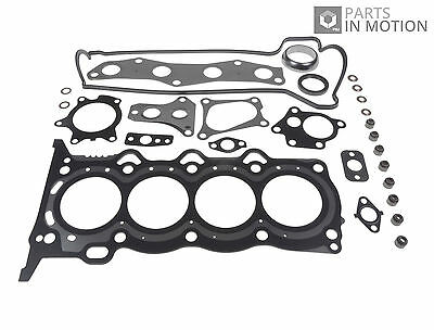 Head Gasket Set fits MINI ONE 1.4D 03 to 06 ADL 13721477840 Quality Replacement