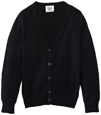 (TG. C32 IN- UK) Charles Kirk Coolflow - Cardigan, unisex, Blu (Navy (l3h)