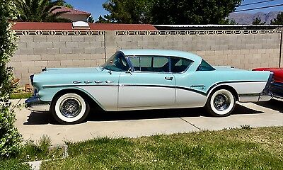 1957 Buick Roadmaster  2 Door Hardtop, Original, Unrestored car 3rd Owner