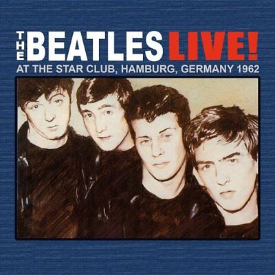 The Beatles Live at The Star-Club in Hamburg - The Beatles - Audio CD (O9l)