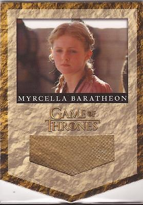 "Game of Thrones Season 2 - RB4 VARIANT ""Baratheon Banner"" Relic Card #176/300"