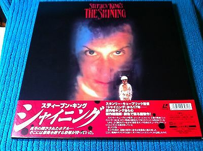 The Shining Laserdisc Ntsc