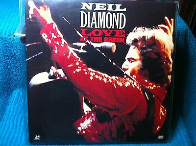 Neil Diamond Laserdisc Ntsc