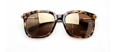 9566ca7e0cccc Tom Ford TF 483 56C Grey Havana Plastic Square Sunglasses Grey Lens. £68.36  Buy It Now 6d 11h. See Details. Tom Ford Sunglass Unisex Model TF483D 55G  Made ...