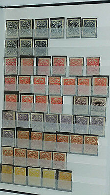 Lot 22268 Collection stamps of Samoa 1877-1960.
