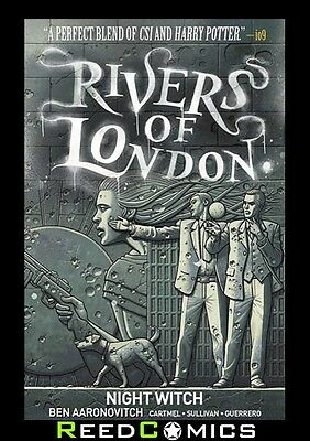 RIVERS OF LONDON VOLUME 2 NIGHT WITCH GRAPHIC NOVEL Collects 5 Part Series