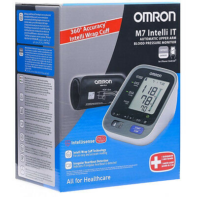 OMRON M7 Comfort Misuratore pressione Bluetooth I-Phone Android bluetooth CE