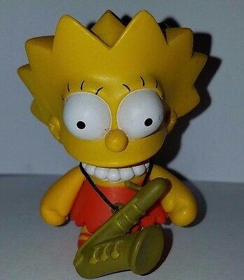 "Kidrobot Simpsons Series 1 Blind Box 3"" Figure Lisa"