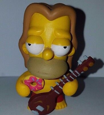 "Kidrobot Simpsons Series 1 Blind Box 3"" Figure Hippie Homer"