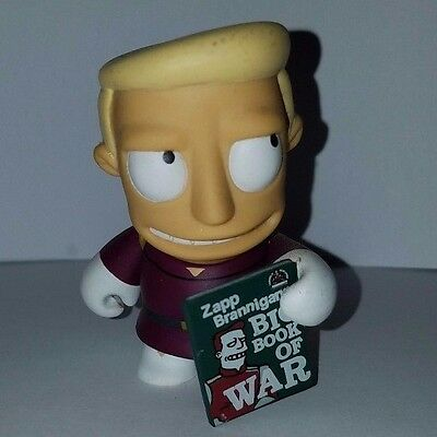 "Kidrobot Futurama Series 1 Blind Box 3"" Figure Zapp Brannigan"