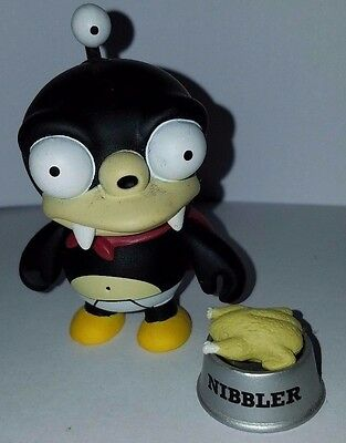 "Kidrobot Futurama Series 1 Blind Box 3"" Figure Nibbler"