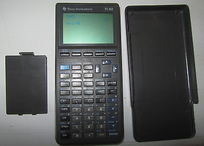 Calcolatrice Grafica Scientifica Texas Instruments TI-82 SPESE GRATIS