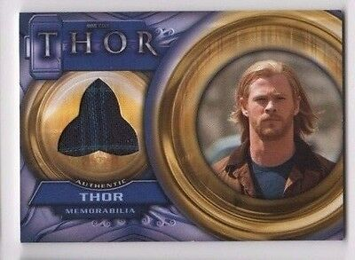 UD Thor the Movie F13 Thor costume card