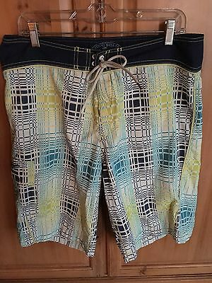 Men's Tommy Bahama Swimsuit Shorts Trunks in SZ 34 in Excellent-Used Condition