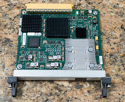 Cisco SPA-1X10GE-L-V2 1-Port 10 Gigabit Ethernet Shared Port Adapter