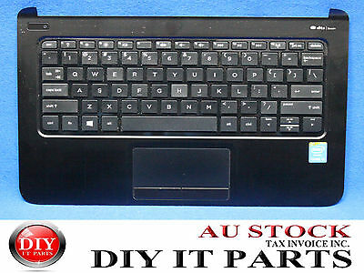 HP 210 G1 11-E  Top Case Cover Palmrest + Keyboard  and Trackpad  P/N 744192-001