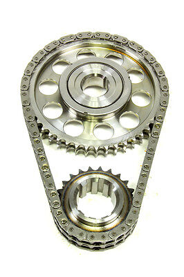 ROLLMASTER-ROMAC Double Roller Red Series AMC V8 Timing Chain Set P/N CS7110