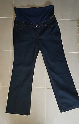 Two pairs of Maternity jeans CrossRoads size 18
