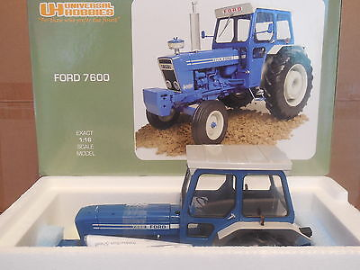 1/16 Universal Hobbies UH2799 Ford 7600 Tractor