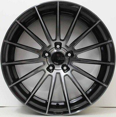 20 inch GENUINE ZITO ZS15 LIGHT WEIGHT ALLOY WHEELS TO CURRENT FORD MUSTANG