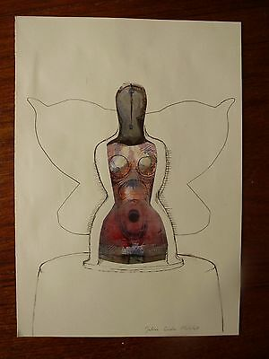 Julian Gordon Mitchell - Surreal Torso