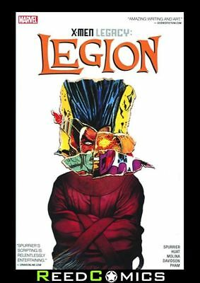 X-MEN LEGACY LEGION OMNIBUS HARDCOVER (528 Pages) Hardback Collects (2012) #1-24