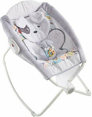 Portable Newborn Sleep Seat Rock 'N Play Fisher-Price Baby Sleeper Infant Bed