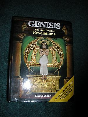 Genisis the first book of revelations By David Woods