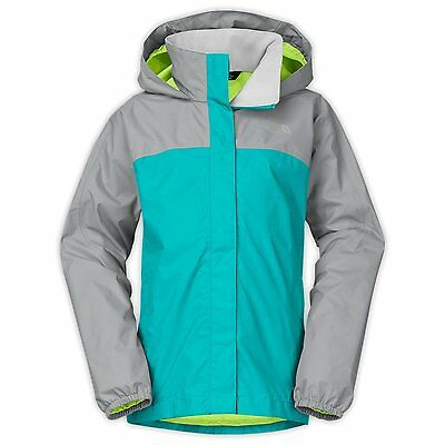 (TG. X-Small) The North Face Reflective Resolve, Giacca Bambina, Blu (I9d)
