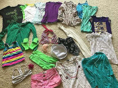 Lot Girl Clothes  7/ 8 10/12 Justice Old Navy