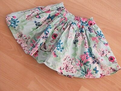 Stunning cotton summer skirt by Next. 12-18 months. Excellent condition