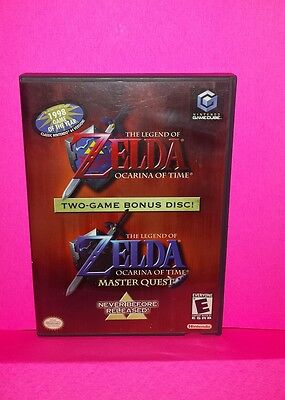 The Legend of Zelda: Ocarina of Time - Master Quest GAMECUBE COMPLETE