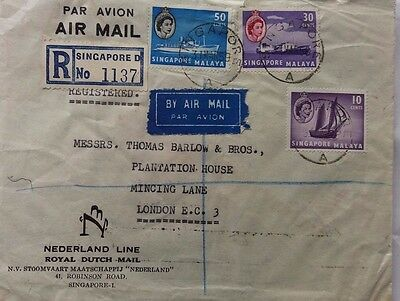 how to send registered mail singapore