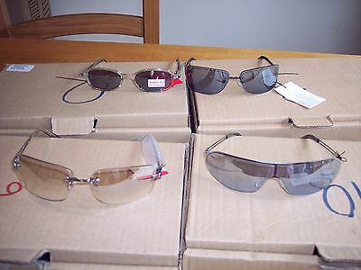 MONDO SUNGLASSES x 20 pairs UNISEX ASSORTED ~WITH TAGS ~ RRP £16 to £28 **SALE*