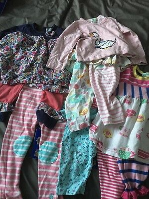 Girls 12-18 Month Bundle Lilly And Sid/joules