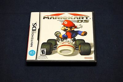 Mario Kart DS Case and Manual Only...NO GAME