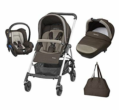 Bébé Confort 19478981 Trio Streety Next Passeggino, Earth Brown (M4q)