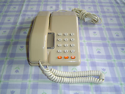 TELEPHONE CORDED 1980s COLLECTABLE RETRO VINTAGE
