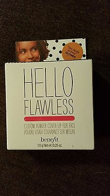 Benefit Hello Flawless! Face Powder - Nutmeg