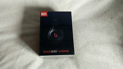Casque beats solo 2 wireless Edition black neuf compatible apple iphone 7 2017