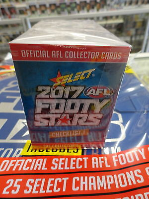 2017 Afl Footy Stars Complete Set Of 221 Cards Brand New