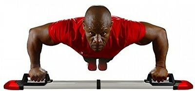 The Perfect Workout System - Iron Chest Master By Ron Williams - Best Pushup -