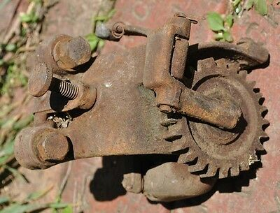 Original Fairbanks Morse 3 6 HP Hit Miss Gas Engine Cast Iron Governor Assembly