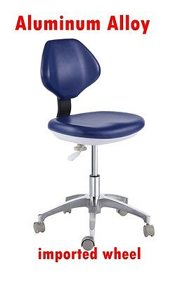Medical chair doctor chair dental  mobile chair  PU Leather  Adjustable 90G